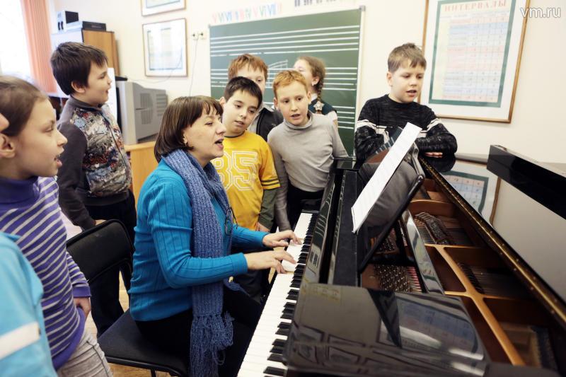 Учителя музыки, ИЗО и ОРКСЭ